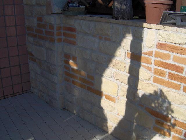 Rivestimento bagno valentino rivestimento bagno con pietra ricostruita arredo galleria foto di - Rivestimento bagno pietra ...