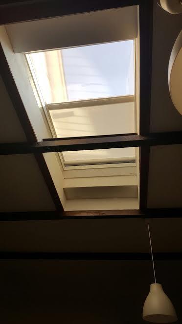Sostituzione vecchia vetrata con cupolino velux arredo for Velux antieffrazione